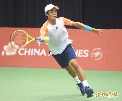 網球》「挑戰賽之王」濟南開胡 盧彥勳晉單打16強