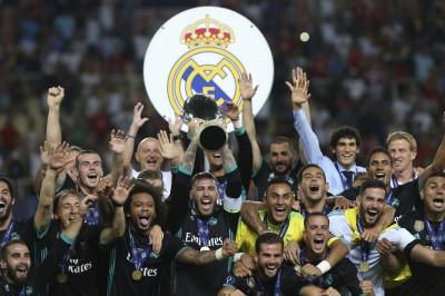 歐洲超級盃》伊斯科接妙傳破門 皇馬成功衛冕