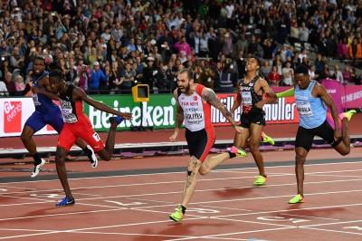 田徑》倫敦世錦賽男子200公尺 土耳其摘史上首金