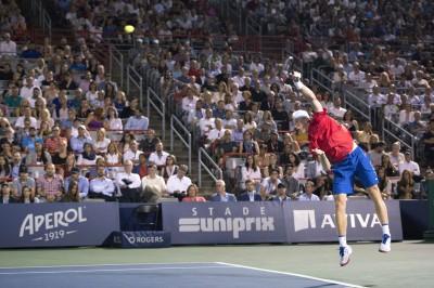 羅傑斯盃網賽》納達爾爆冷出局 遭加拿大18歲小將逆轉