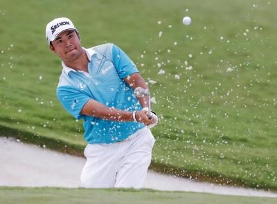 美國PGA錦標賽 松山英樹第2回合衝上領先