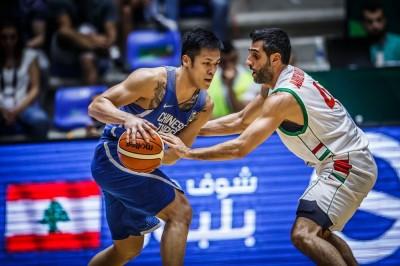 亞洲盃》周儀翔、劉錚聯手飆分 台灣隊仍不敵黎巴嫩遭淘汰