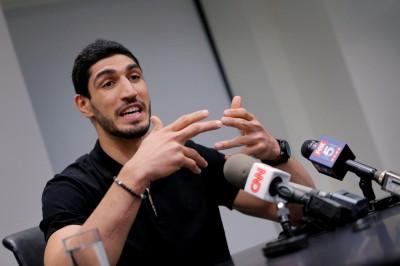 NBA》坎特護照遭吊銷 墨西哥海外賽恐無法出賽