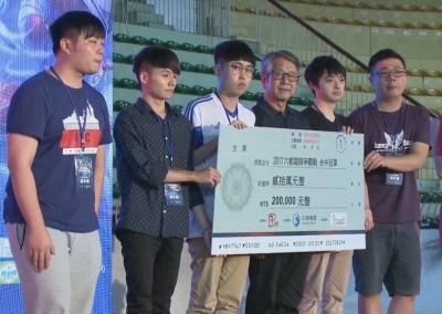 六都爭霸戰》台中決賽冠軍出爐 「菜皮一定行」直落三橫掃「TeamRevenge」