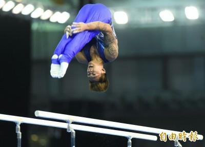 世大運》霸氣刺青象徵「勇士」賽普勒斯奧運國手來台獻技