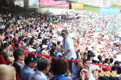 世大運》棒球台法戰  7800張門票完售