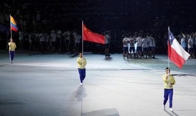 世大運》中國隊缺席開幕式 外媒:因怕選手見到蔡總統