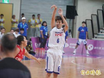 世大運》瑞典王牌狂砍32分無用!台灣女籃2連勝晉級