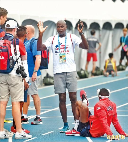 世大運》奧運9金傳奇劉易士 跟臭豆腐說NO