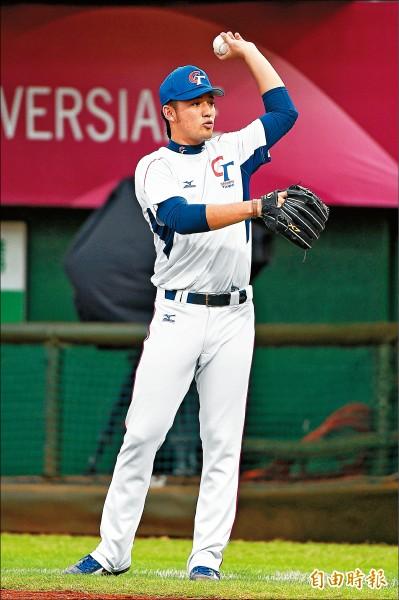 世大運棒球》林安可驅韓有經驗 放膽投
