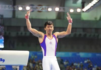 世大運》李智凱鞍馬寫歷史 台灣史上體操第二金到手