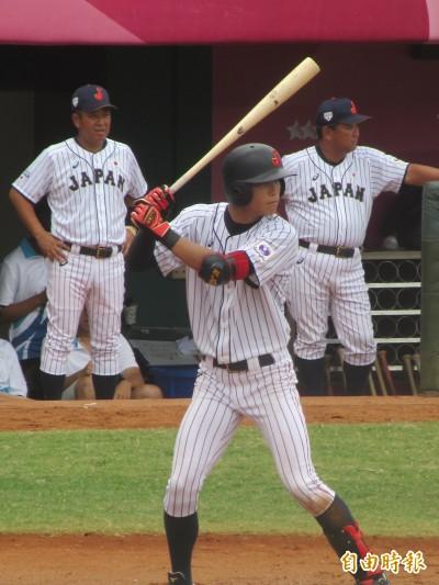 世大運》中川圭太滿貫砲 日本分組第一晉級