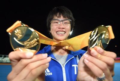 世大運》台灣球迷加持!賽程不到一半已奪史上最多金
