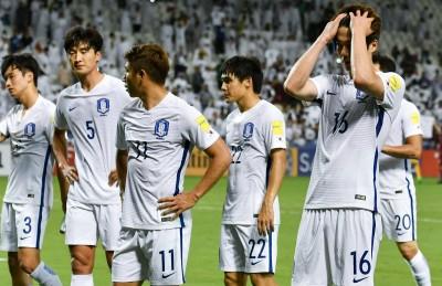 世界盃資格賽》南韓命懸一線 9月若出局恐損失32億