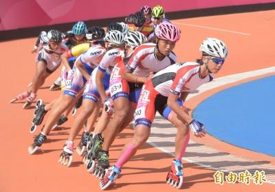 世大運》為台灣添23牌 溜冰國手修場地自己來