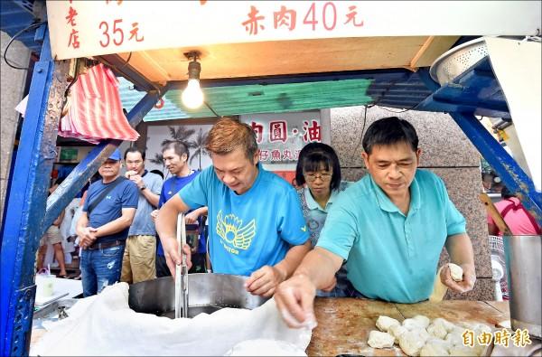 《專訪王子維》球迷朝聖胡椒餅 未出爐就訂光