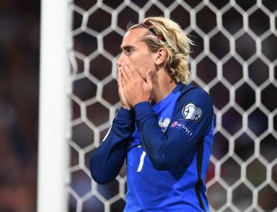 世界盃資格賽》法國主場被盧森堡逼和 小組領先剩1分 (影音)
