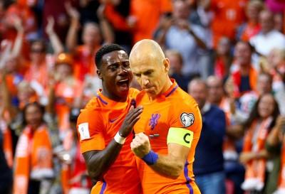 世界盃資格賽》荷蘭勝保加利亞 羅本:不放棄任何希望 (影音)