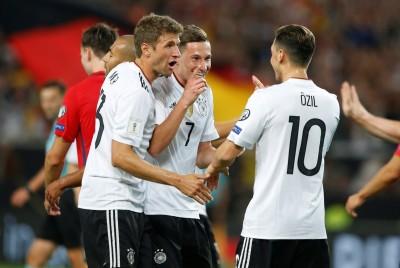 世界盃資格賽》德國6球大勝挪威 晉級會內賽剩1步