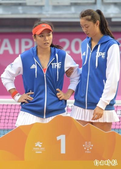 網球》詹詠然退賽爭議 王宇佐、張思敏等網壇人士說話了