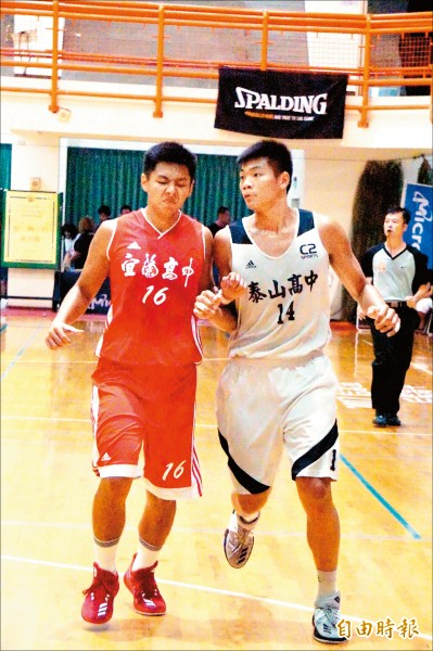 信念盃》最後一搏 泰山陳鈺安打出驚奇