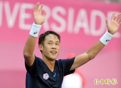 網球》世大運金牌莊吉生超旺 扳倒中國選手獲挑戰賽冠軍