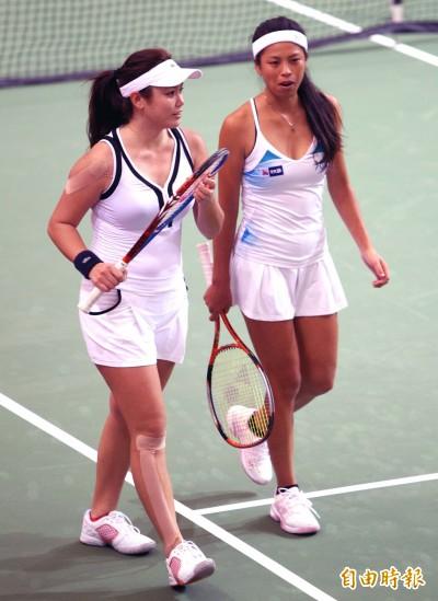 網球》謝淑薇徵雙打搭檔 網友起鬨:詹詠然