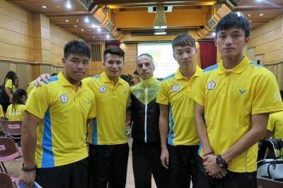 足球》五人制球隊今晚出發土庫曼 備戰亞洲室內運動會