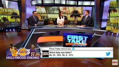 NBA》8、24哪個Kobe強?網友投票結果出爐