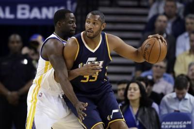 籃球》前爵士中鋒迪奧暫離NBA 重返法國聯賽