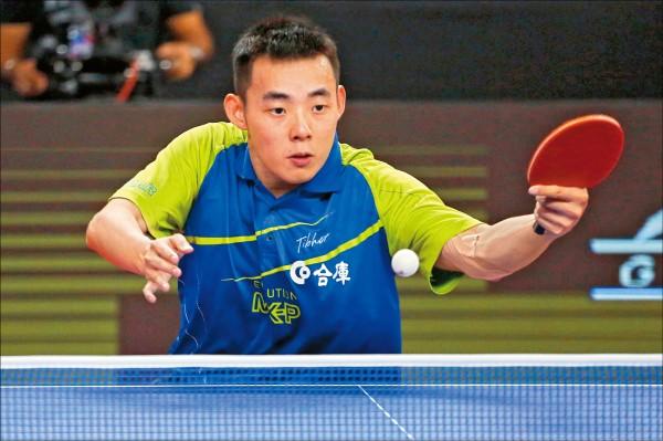 亞洲盃桌球賽》 陳建安4強惜敗 今爭銅牌