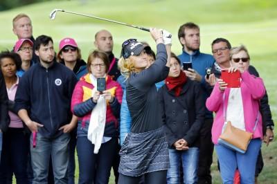 高爾夫》瑞典諾奎絲特延長賽贏得Evian錦標賽冠軍