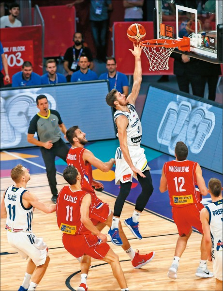 歐錦賽》2百萬人小國 制霸歐洲籃壇
