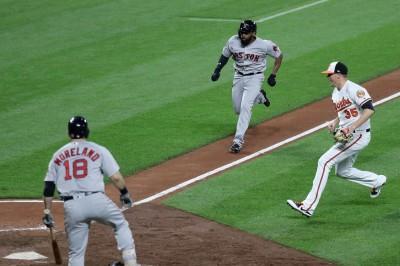 MLB》延長賽專家  紅襪連兩場11局勝金鶯