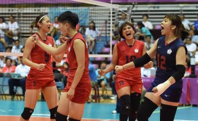 排球》直落3解決澳洲!台灣搶下世錦資格賽首勝