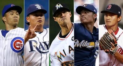 MLB》胡智為上了! 5台將同時在大聯盟寫歷史