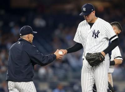 MLB》洋基火球男控球大暴走  9月防禦率又破表