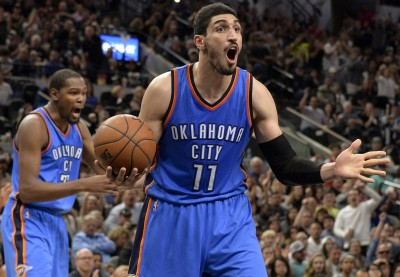 NBA》諷刺前隊友為小卒 雷霆中鋒怒槓KD:那些是我家人