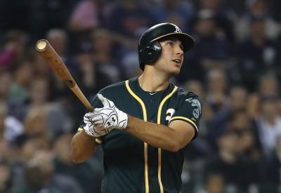 MLB》連續5場開轟 運動家菜鳥寫鬼神紀錄