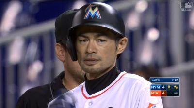 MLB》一朗無極限! 驚天追平安打助隊大逆轉(影音)