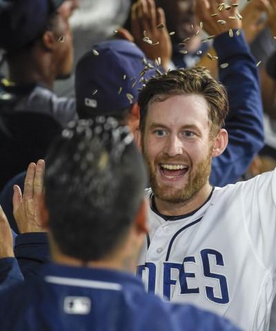MLB》小聯盟熬2千打數 他敲生涯首轟跑壘都在笑(影音)