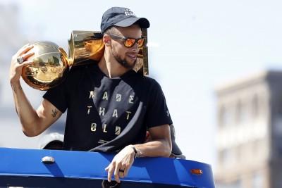 NBA》冠軍勇士進不進白宮? 柯瑞:我們會採團體行動