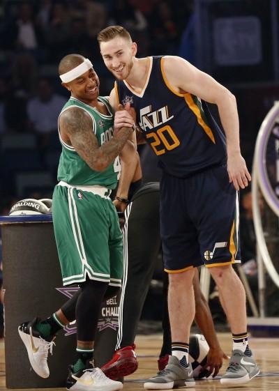 NBA》不捨I.湯瑪斯被交易 海沃德:是他說服我來波士頓