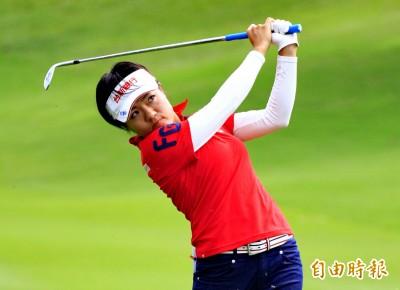 日本LPGA巡迴賽》宮城電視盃   台灣女將蔡佩穎、劉依貞並列43名