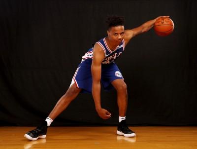 NBA》年輕七六人擠身強隊 狀元郎佛爾茲防守成隱憂