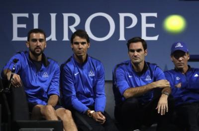 拉沃盃》開賽首日單打全赢 歐洲隊2分領先