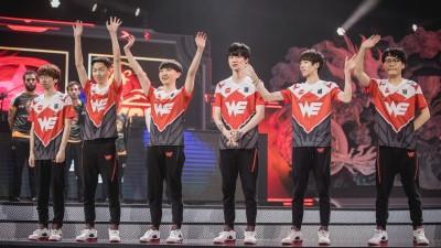LOL世界賽》A組賽果出爐 中國WE、北拉美LYN挺進次輪賽事