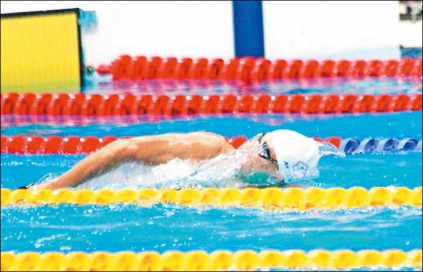 亞室運》安廷耀「泳」奪2金 保齡球女雙鍍銅