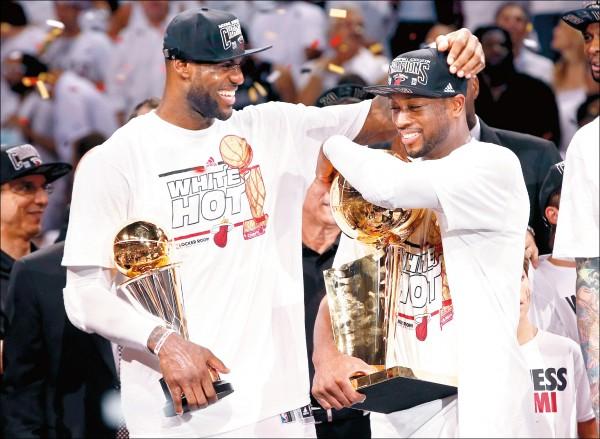 NBA》認賠2.4億換自由 魏德傳轉戰騎士