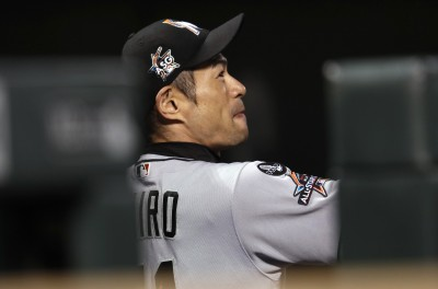 MLB》大聯盟史上最強菜鳥 一朗民調高居第3